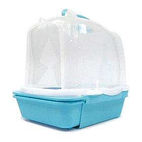 에이스펫 시스템 고양이 화장실 875 블루