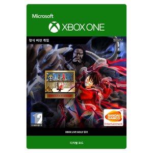 원피스 해적무쌍4 디럭스 Xbox Digital Code