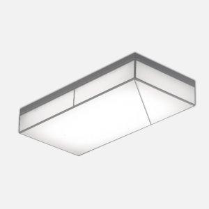 LED 거실등 커브 50W
