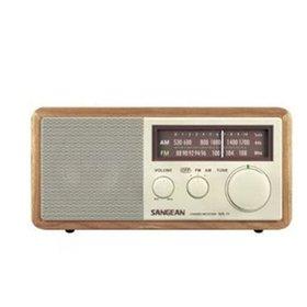 Rosanjin radio / SANGEAN WR-11 AM / FM Radio Table Top