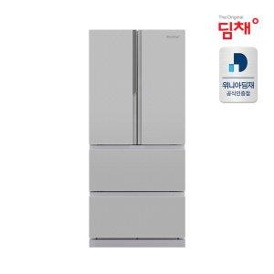 20년형 딤채 스탠드형 김치냉장고 457L EDQ47DFGBST