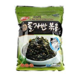 (당일출고) 세일 김앤김 광천돌자반 500g 1봉