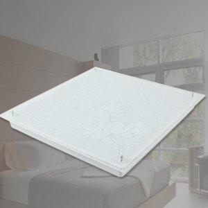 LED방등 장미방등 50W 강화유리