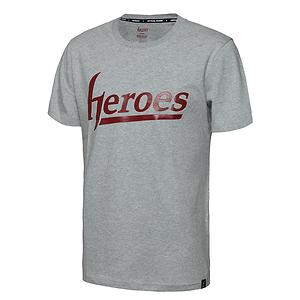[티켓MD샵][넥센히어로즈] 히어로즈 티셔츠 (그레이)