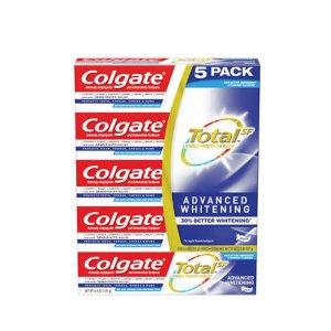 C / Colgate whitening toothpaste / 226g x 4 gae / Colgate