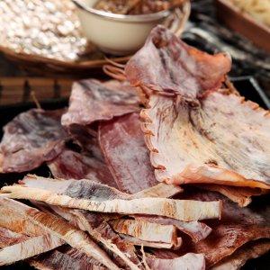 [수산쿠폰20%] 건어물녀 동해안 마른오징어 소 10미 750g내외