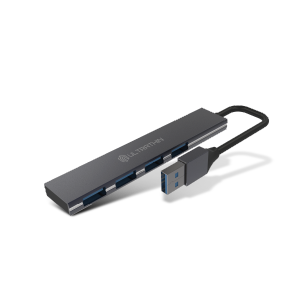 씽크웨이 CORE D4A 울트라씬 USB3.0 4포트허브 TYPE-A
