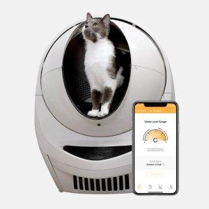 리터로봇3 커넥트 고양이 자동화장실