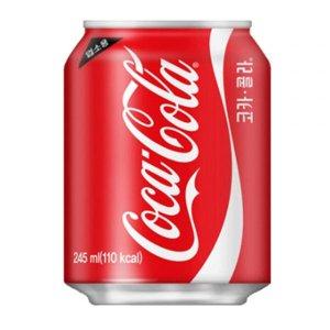 코카콜라 업소용 245ml 24캔 3박스