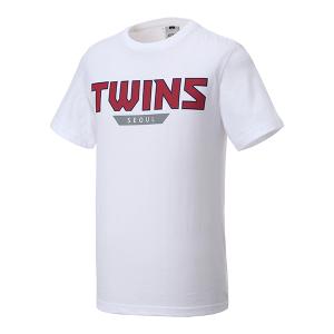 [티켓MD샵][LG트윈스] 베이직 티셔츠 (화이트)