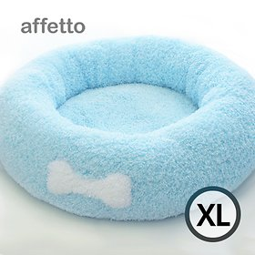 [아페토] 쿨 도넛방석 세트 블루 XL