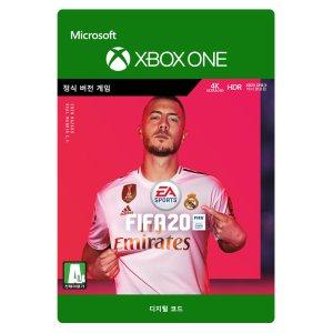 피파20 스텐다드 에디션 한글판 디지털코드 Xbox