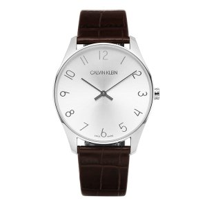 Calvin Klein 켈빈클라인 K4D211G6 남성 가죽시계