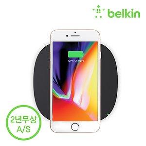 벨킨 Qi 아이폰8 X 무선 충전기 패드 F8M747bt-i