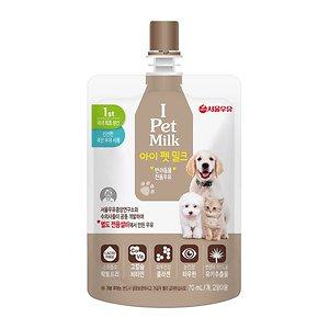 서울우유 아이펫 밀크 70ml