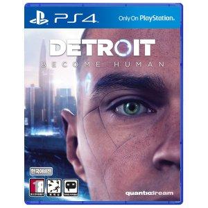 PS4 디트로이트 비컴 휴먼 한글판 중고 당일발송