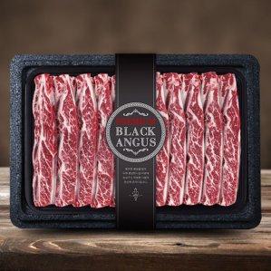 블랙앵거스 초이스급 LA갈비 4.2kg (선물세트)