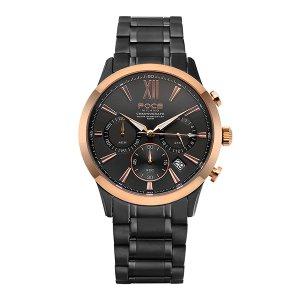 [공식본사정품] FOCE 포체 FM7524GRG 메탈 시계