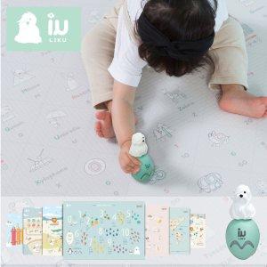 리꾸 에듀매트세트 학습매트 소리펜 한글포스터