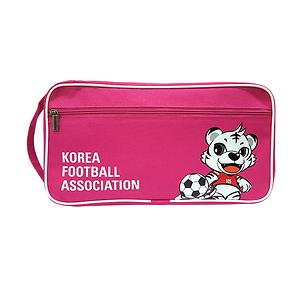백호 축구화가방(Pink)