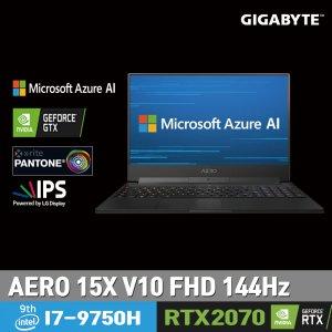 AERO 15X V10 FHD LITE 144 신도림(SSD 512G+RAM 16G)