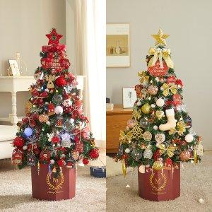 (하우쎈스) 크리스마스트리 풀세트 1.4M /1.6M