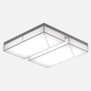 LED 거실등 커브 100W