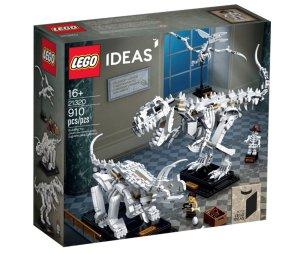레고 아이디어 공룡 화석 21320