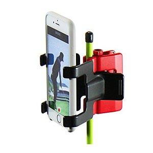 Golf swing form selpi phone holder Calibration Recording Swing