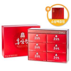 정관장 홍삼원 50ml 60포 1박스/쇼핑백/추석선물