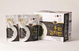 우리집밥도둑 맛김 광천김 김자반, 식탁김(재래,파래)