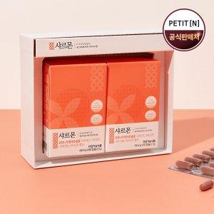 샤르몬 (2개월/120캡슐) 여성 갱년기 영양제 엄마선물