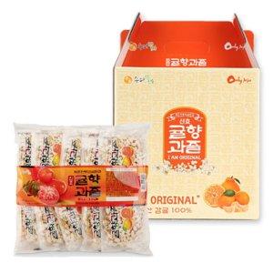 신효생활개선회 제주 신효귤향과즐 선물세트(350gx5)