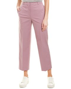 Theory High-Rise Straight Pant