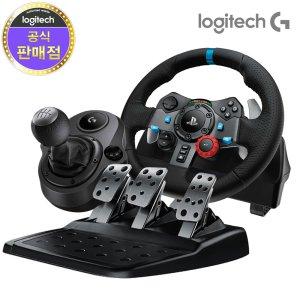 [로지텍코리아] G29레이싱휠, 쉬프터 패키지