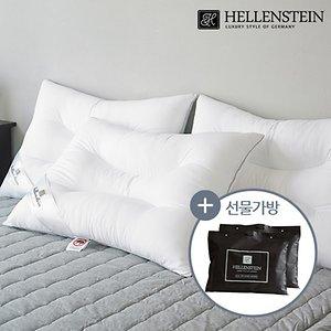 [헬렌스타인] 선물추천 이지넥 경추베개2개+선물가방