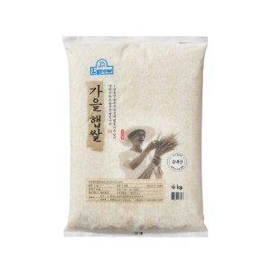 [농할쿠폰20%] [21년산 햅쌀] 엘그로 가을햅쌀 4kg/무료배송/