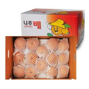 [농할쿠폰20%] [남도장터]맛콤 가정용 나주배 5kg(6-10과)