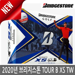브리지스톤 TOUR B XS 투어 B XS 골프공 1더즌 2020년