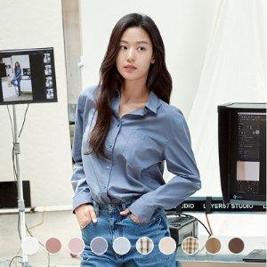 [AK평택점][지오다노] 포플린 베이직 셔츠 05340501