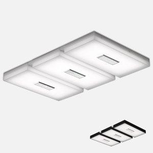 LED 거실등 하이클 크리스탈 150W