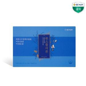 [박스+쇼핑백] GC녹십자 퀸스플라본 90정(3개월분)