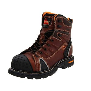 Ssoro Good walker boots / safety shoes / Thorogood Composite Safety Toe Gen Flex 804-4445 6-Inch Work Boot