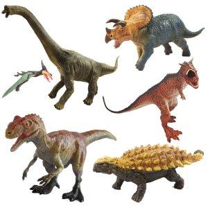 반디 소프트 애니멀 공룡피규어 공룡모형 선택
