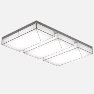 LED 거실등 커브 150W