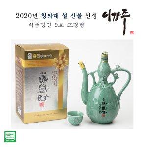 이강주 연화특선(750mlx잔1)/조선3대명주/식품명인