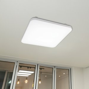 LED 방등 코콤 아크릴 사각 50W