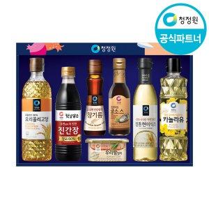 청정원 선물세트 행복7호