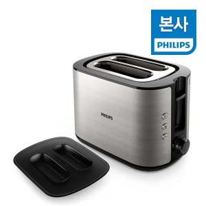 PHILIPS 비바 컬렉션 메탈 토스터 HD2651/90