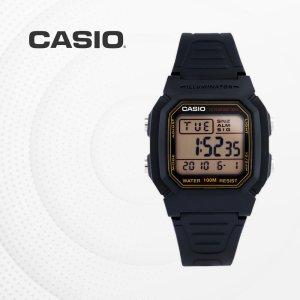 카시오 CASIO 군인 군용 전자시계 W800H W-800HG-9A